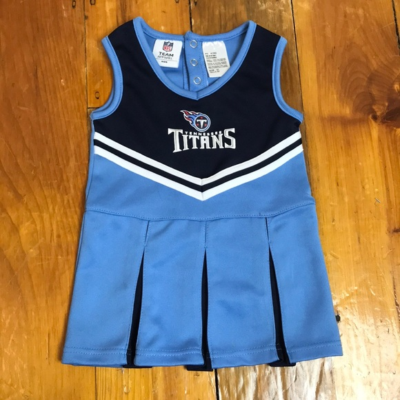NFL Dresses | Apparel Tennessee Titans Girls Dress | Poshmark